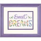 "Набор для вышивания DIMENSIONS ""Цветочные сны"" DMS-06235 (гладь)"