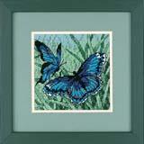 "Набор для вышивания DIMENSIONS ""Пара бабочек"" DMS-07183 (гобелен)"