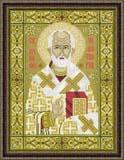 """Наборы для вышивания """"Св. Николай Чудотворец"""" Риолис 1034 (крестик)"""