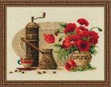 """""""Кофе"""" Риолис 1121 (крестик)"""
