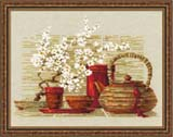 """Чай"" Риолис 1122 (крестик)"