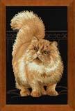 """""""Персидский кот"""" Риолис 1152 (крестик)"""