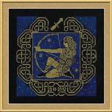 """Стрелец"" Риолис 1209 (крестик)"