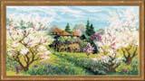 """""""Яблоневый сад"""" Риолис 1275 (крестик)"""