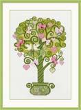 """""""Дерево счастья"""" Риолис 1295 (крестик)"""
