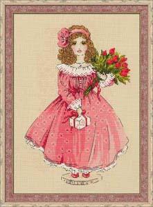 """Кукла Софи"" Риолис 1313 (крестик)"