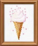 """Мороженое"" Риолис 1317 (бисер)"