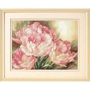 """Набор для вышивания DIMENSIONS """"Трио тюльпанов"""" DMS-35175 (крестик)"""