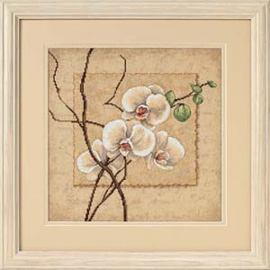"""Набор для вышивания DIMENSIONS """"Восточные орхидеи"""" DMS-35176 (крестик)"""