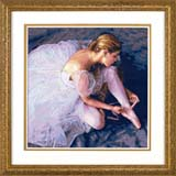 """Набор для вышивания DIMENSIONS """"Прекрасная балерина"""" DMS-35181 (крестик)"""