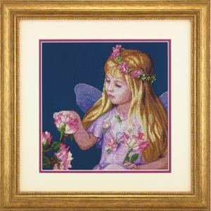 "Набор для вышивания DIMENSIONS ""Фея цветов"" DMS-70-35297 (крестик)"