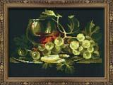 """""""Натюрморт с лимоном"""" Риолис 365 (крестик)"""