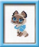 """""""Котёнок"""" Риолис 462 (крестик)"""