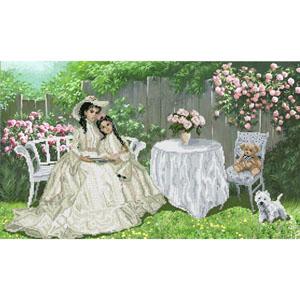 """Набор для вышивания """"Счастливое мгновение"""" Краса и творчество 50911 (крестик)"""