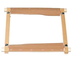 Пяльцы-рамка КЛ 20х30 см (бук)
