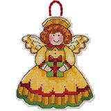 "Набор для вышивания Dimensions ""Украшение Ангел"" DMS-70-08893 (крест)"