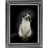 "Набор для вышивания ""Сиамская кошка"" Краса и творчество 70912 (крестик)"