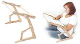 """Станок для вышивания деревянный """"Рукодельница"""" Дубко 53х33 см"""