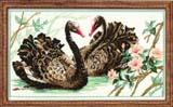 """""""Черные лебеди"""" Риолис 806 (крестик)"""
