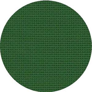 Канва 851 (613/13) мелкая цв.зеленый 261  40х50 см