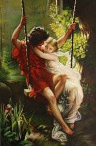 """Набор для вышивания """"Весна"""" Kustom Krafts 95027 (крестик)"""