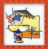 """Мороженое"" Риолис 975 (крестик)"
