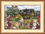 """Цветущий сад"" Риолис 978 (крестик)"