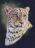 """Набор для вышивания """"Персидский леопард"""" Kustom Krafts 98487 (крестик)"""