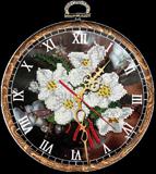 """Набор для вышивания """"Часы Ромашки"""", Вышиваем бисером В31 (бисер)"""