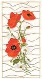 """Набор для вышивания """"Страсть и нежность"""" Панна Ц-1239 (лонгстич)"""