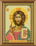 """""""Христос Спаситель"""" Nova Sloboda С6001 (бисер)"""