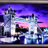 """Набор картина со стразами """"Тауэрский мост"""" Чаривна Мить КС-057"""