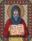 """Набор для вышивания """"Икона Святого Равноапостольного Кирилла"""" Панна ЦМ-1079 (бисер)"""