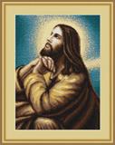 """Набор для вышивания """"Мольба Иисуса"""" Luca-S G306 (гобелен)"""