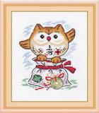"""Набор для вышивания """"Мешочек счастья"""" Панна И-0835 (крестик)"""