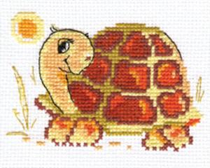 """Набор для вышивания """"Черепаха"""" Алиса 060 М"""