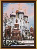 """Успенский собор"" Nova Sloboda РЕ 3267 (крестик)"