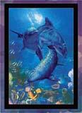 """""""Три дельфина"""" Риолис РТ-0014 (крестик)"""