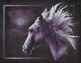 """Набор для вышивания """"Лунный конь"""" Панна Ж-0527 (крестик)"""