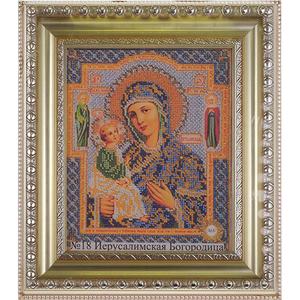 Рамка со стеклом №18-Д Иерусалимская 19,5х24 см