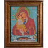 Рамка со стеклом №23-Д Почаевская 19,8х26,3 см