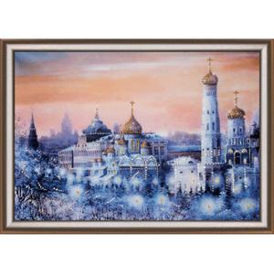 Набор картина со стразами Чаривна Мить КС-085