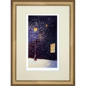 """Набор картина со стразами """"Чудное мгновенье"""" Чаривна Мить КС-091"""