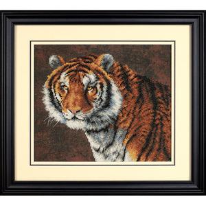 "Набор для вышивания DIMENSIONS ""Тигр"" DMS-03236 (крестик)"