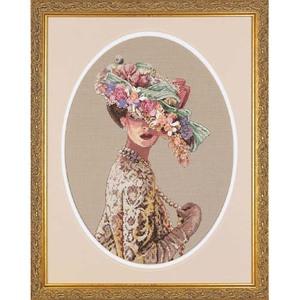 """Набор для вышивания DIMENSIONS """"Викторианская элегантность"""" DMS-03823 (крестик)"""
