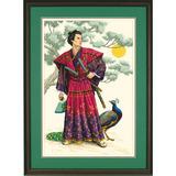 """Набор для вышивания DIMENSIONS """"Самурай"""" DMS-03881 (крестик)"""