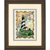 """Набор для вышивания DIMENSIONS """"Свет для моряков"""" DMS-06779 (крестик)"""