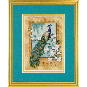 "Набор для вышивания DIMENSIONS ""Прекрасная птица"" DMS-06870 (крестик)"