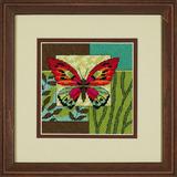 "Набор для вышивания DIMENSIONS ""Образ бабочки"" DMS-07222 (гобелен)"