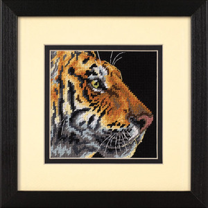 """Набор для вышивания DIMENSIONS """"Величественный тигр"""" DMS-07225 (гобелен)"""